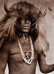 edward_curtis_sia_buffalo_mask
